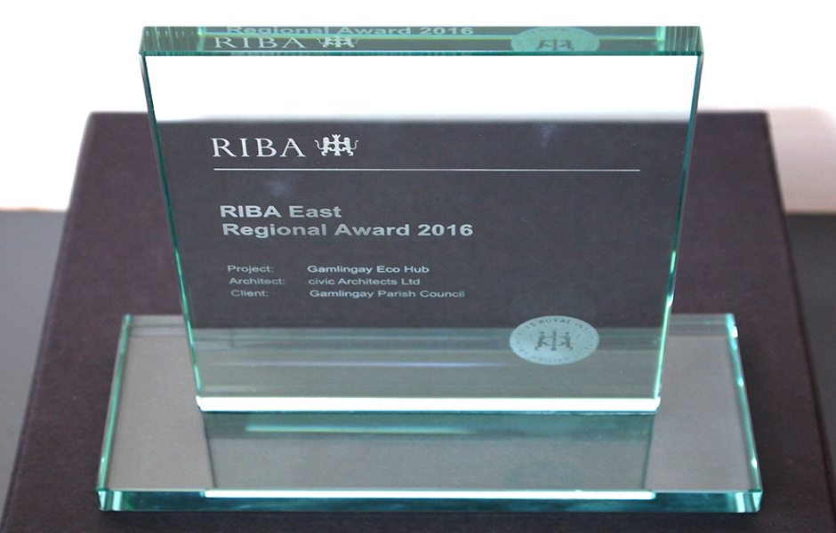 RIBA Eastern Regional Award 2016
