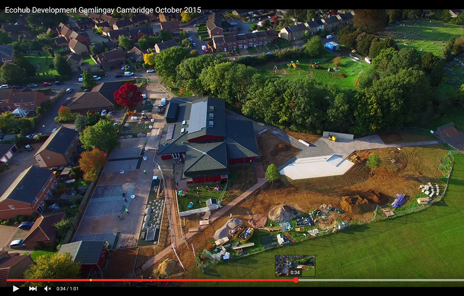 aerial-photo-of-the-ecohub-builidng-extension