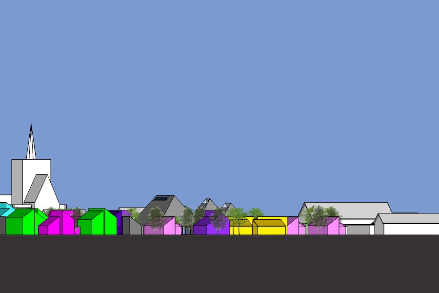village-elevation
